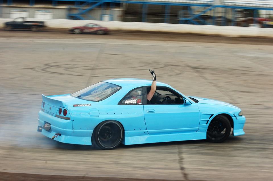 Autá vhodné na drift