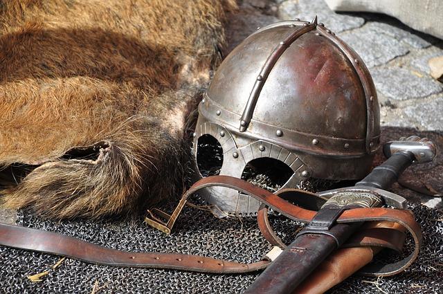 výbava Vikinga