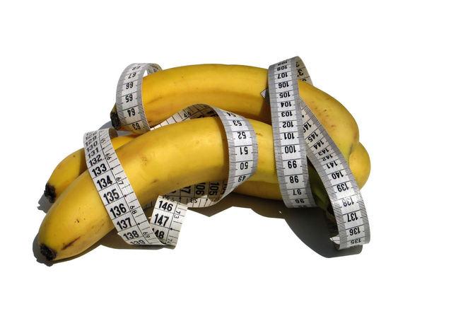 Banány, meter, zdravé stravovanie, diéta.jpg